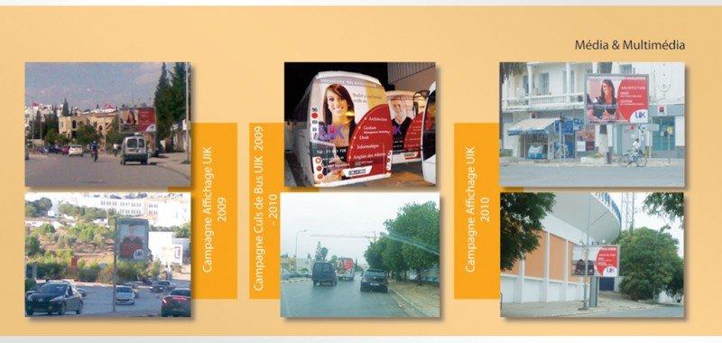 Affichages urbains et affichages mobiles