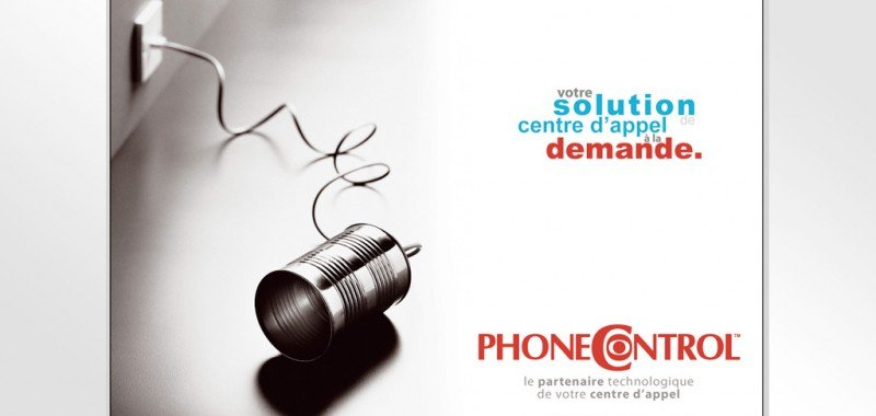 Affiches Phone Control