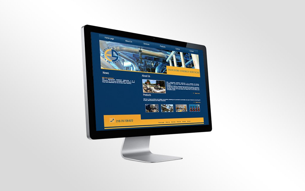 Site web IES