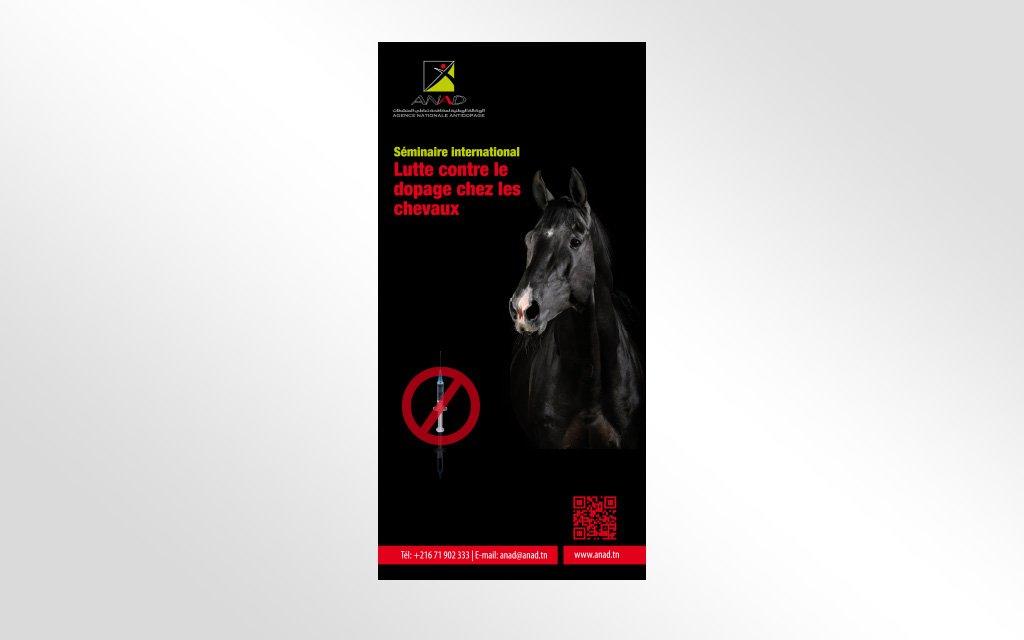 Structure modulaire « anti dopage des chevaux »