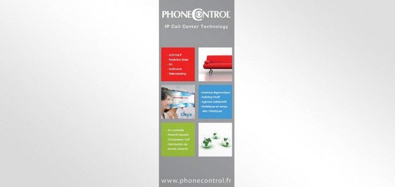 Banner PhoneControl