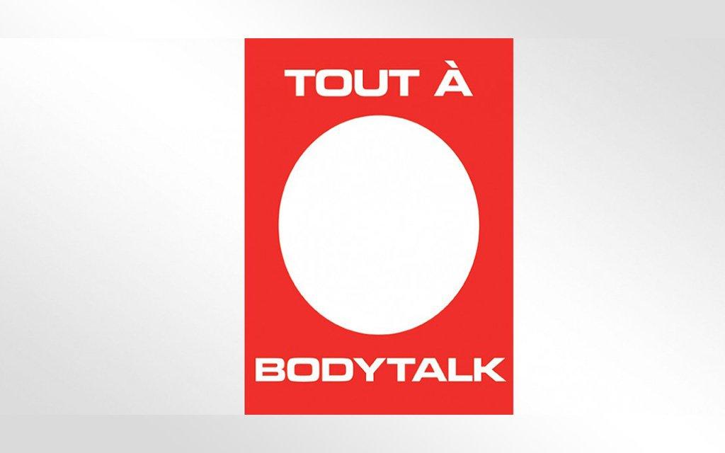 Affiche Bodytalk
