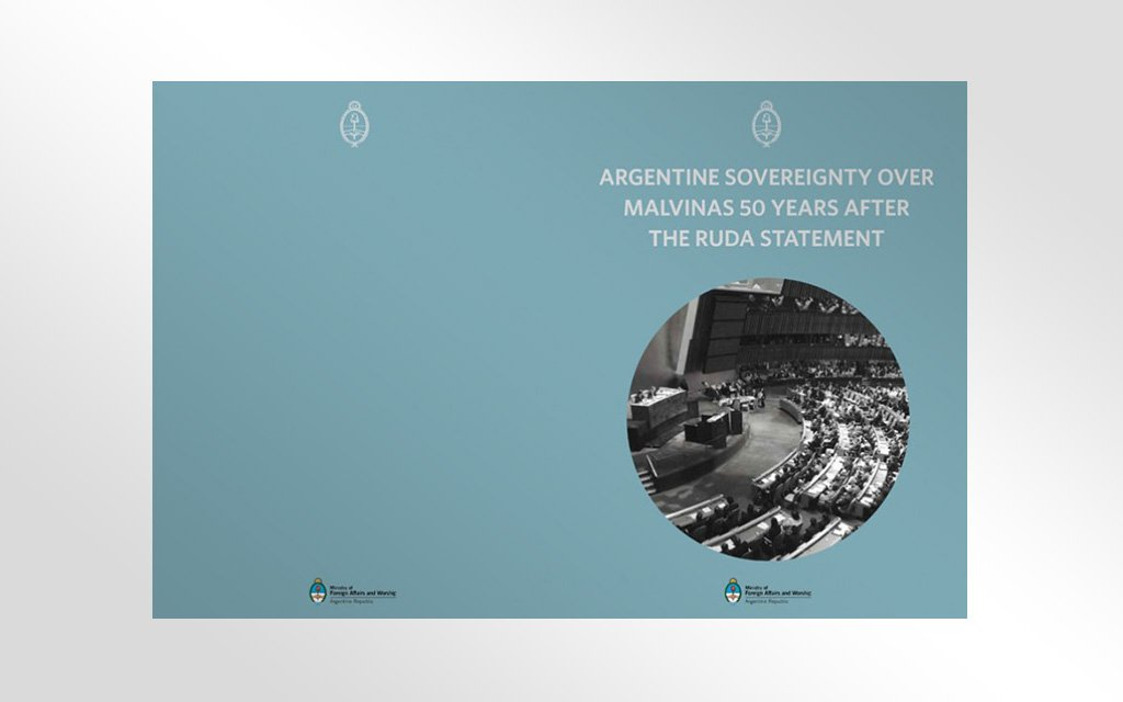 Livre Ambassade Argentine