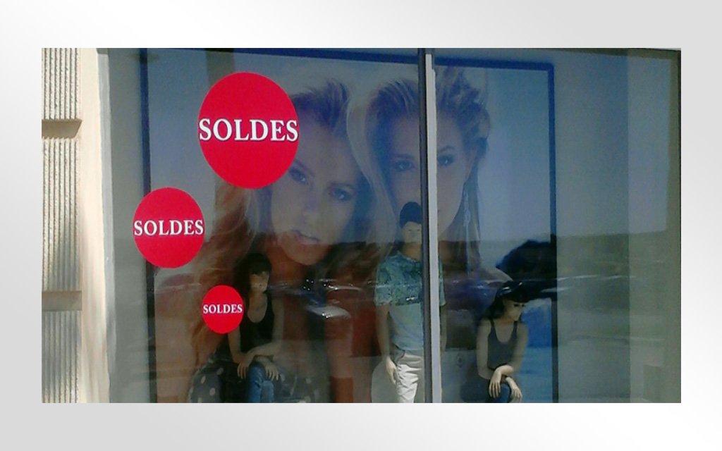 Opération solde 2014 Guess et Aldo