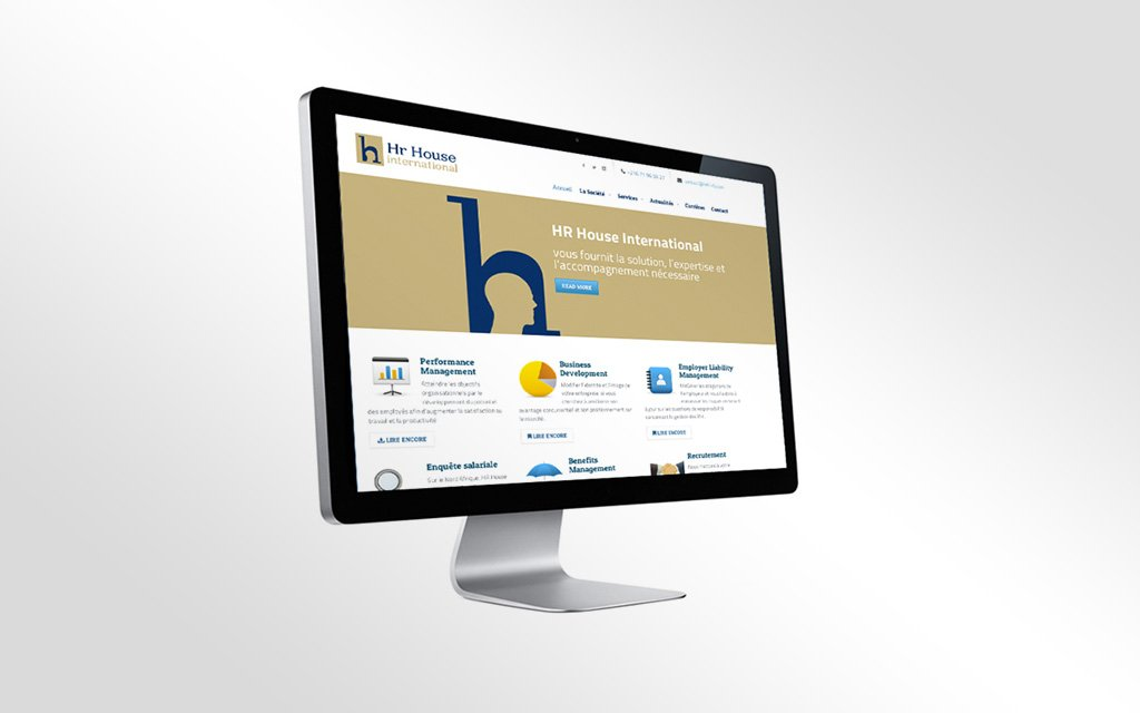 Site web HRH