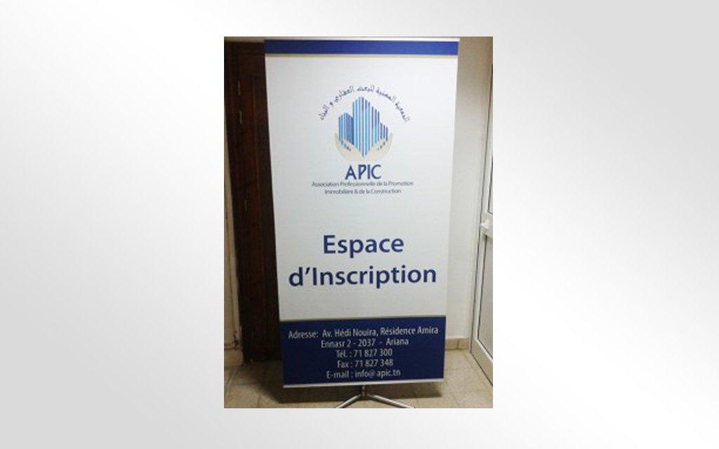Master Banner Apic L'opération a été effectuée au mois de novembre 2013