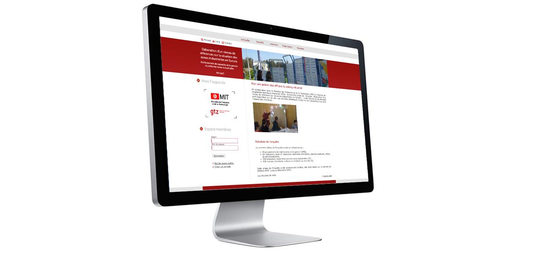 Site web Racapzi