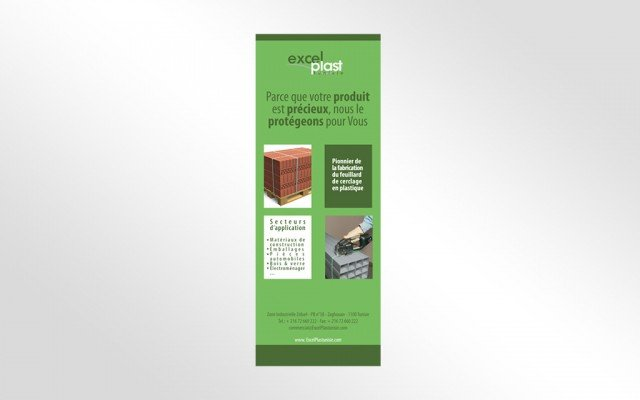 Roll-Up Excelplast