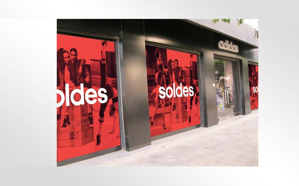 Opération solde Adidas Sfax
