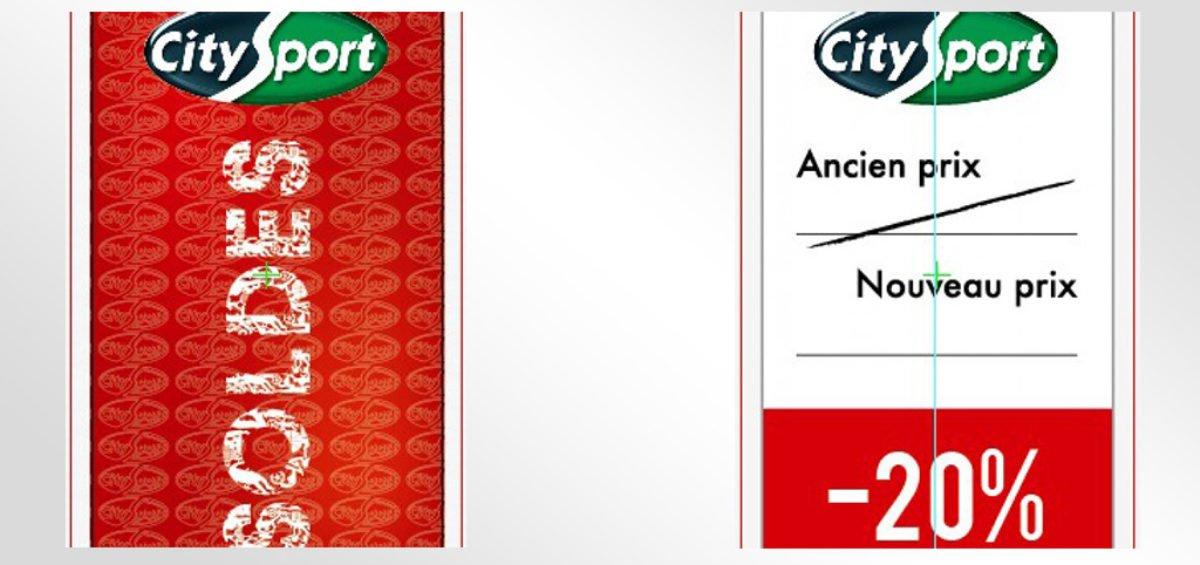 Opération solde Juillet 2014 Citysport