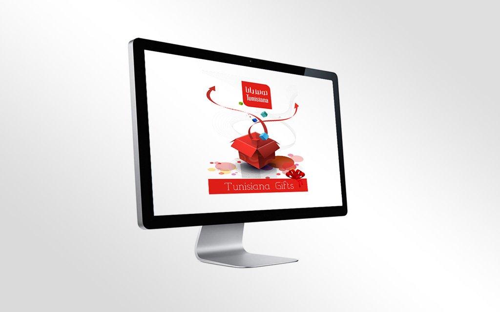 Tunisiana : Digital Brochure