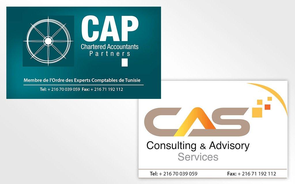 Plaque signalétique CAP