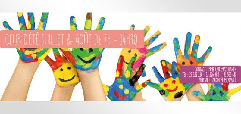 CM Jardin d'enfants Les Petits Genies