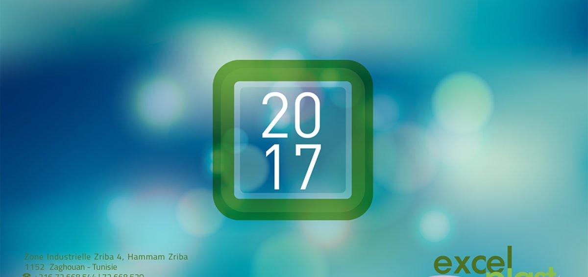 Excelplast Tunisie Calendrier 2017