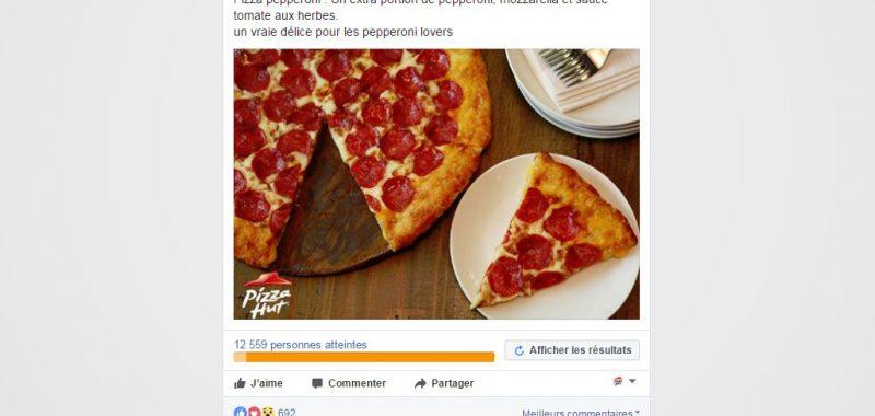 Pizza Hut Community management