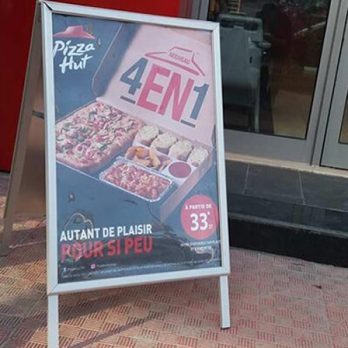 Chevalet Family Box - Pizza Hut Tunisia