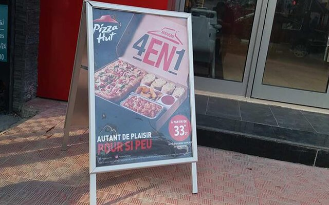 Chevalet Family Box - Pizza Hut Tunisia