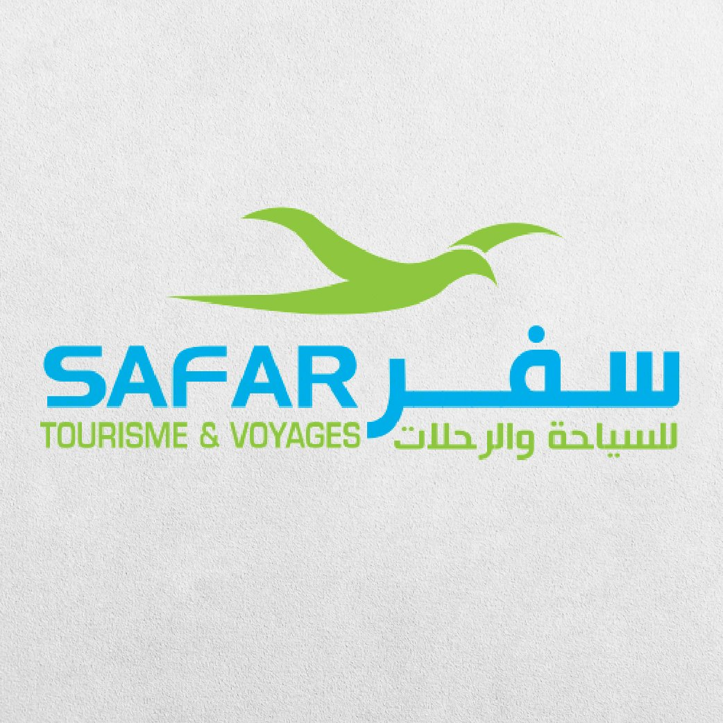 Habillage Agence de voyage Safar