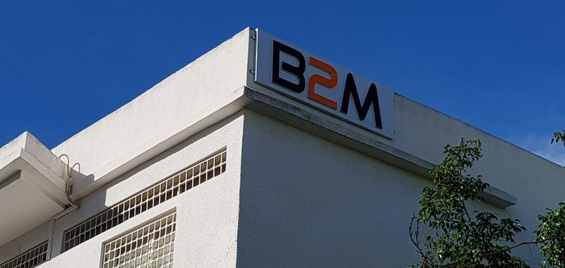 Construction Enseigne B2M