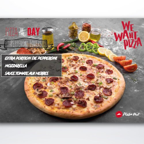 Community management Pizza Hut