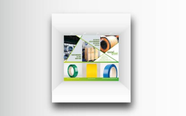 Habillage Stand Excelplast Tunisie
