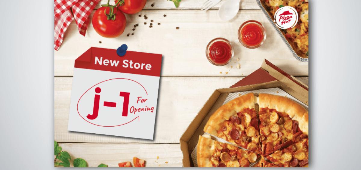 CM Pizza Hut 2018