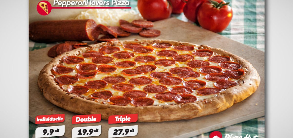 Gestion community management pour Pizza Hut