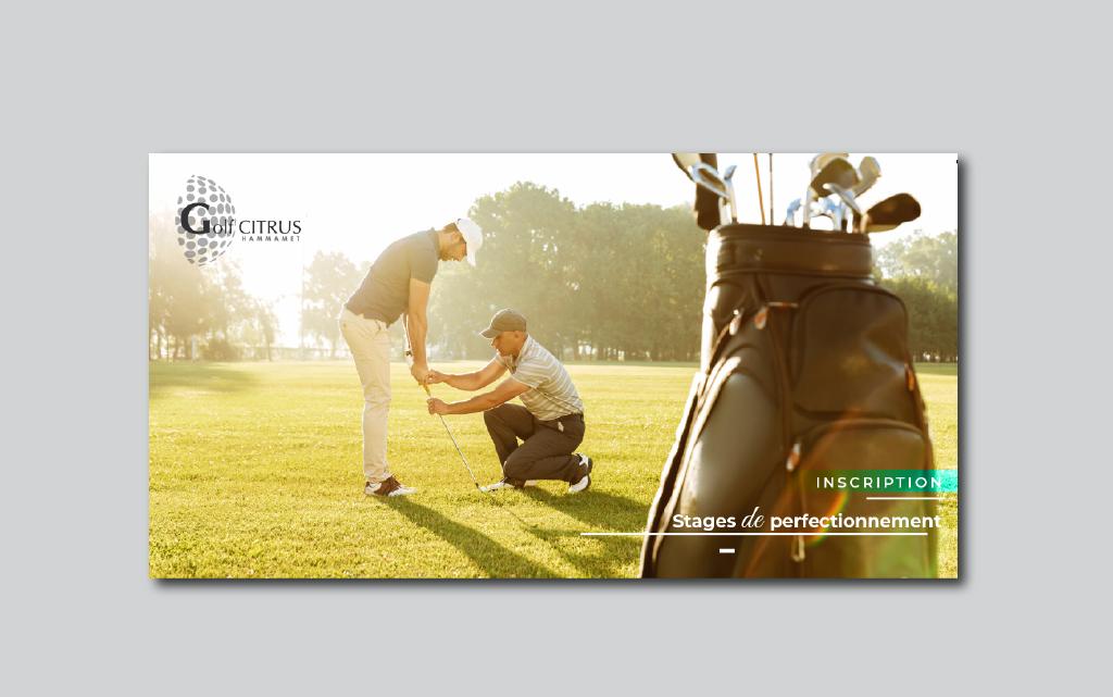 Gestion Community Management Pour Golf Citrus