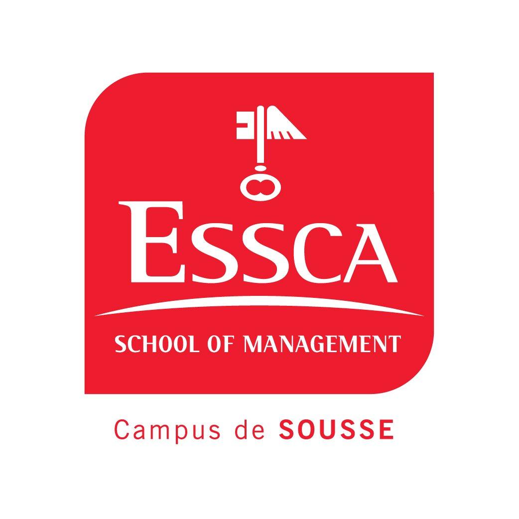 Conception Graphique campagne d'Affichage Essca