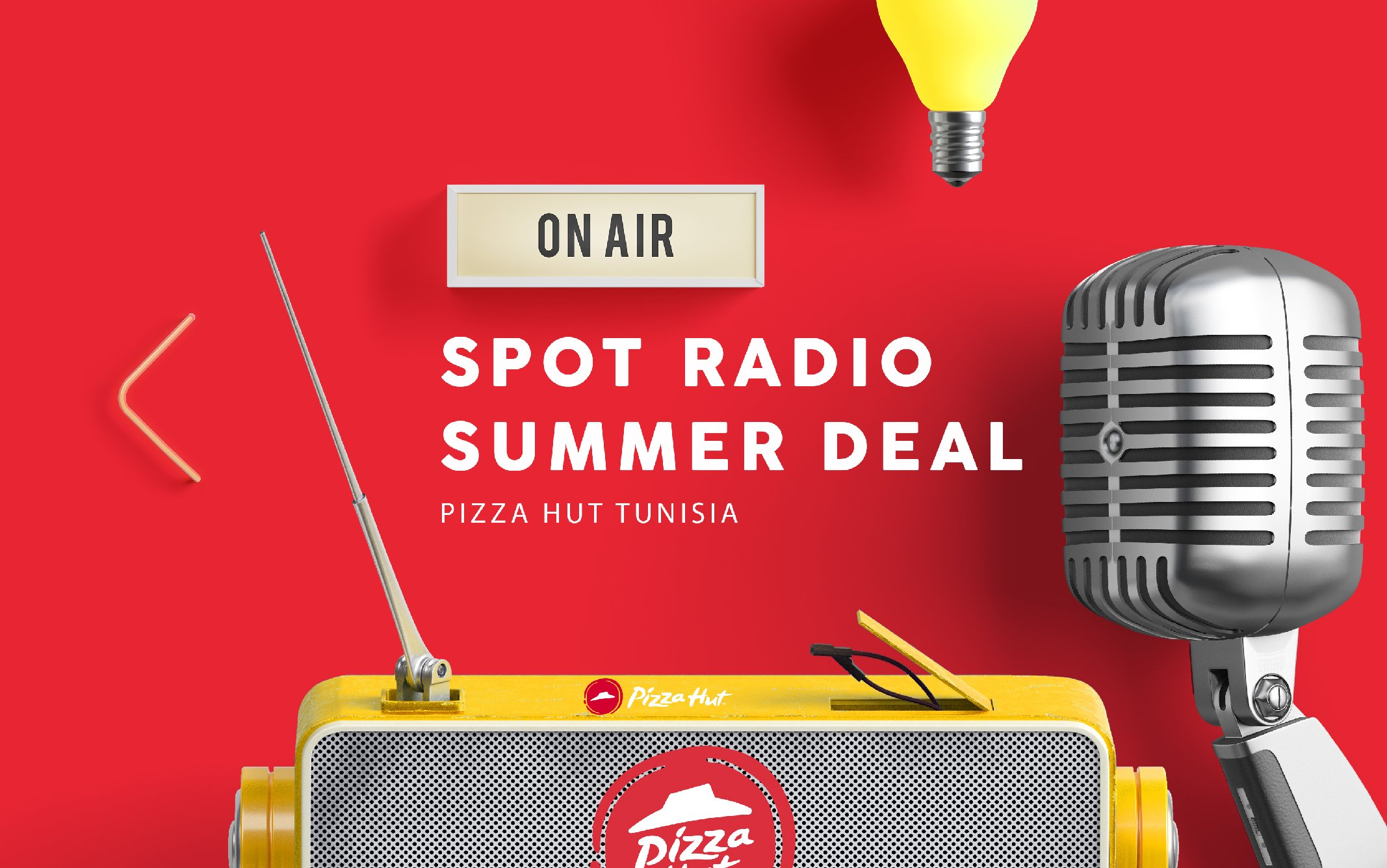 Campagne Radio Summer Deal