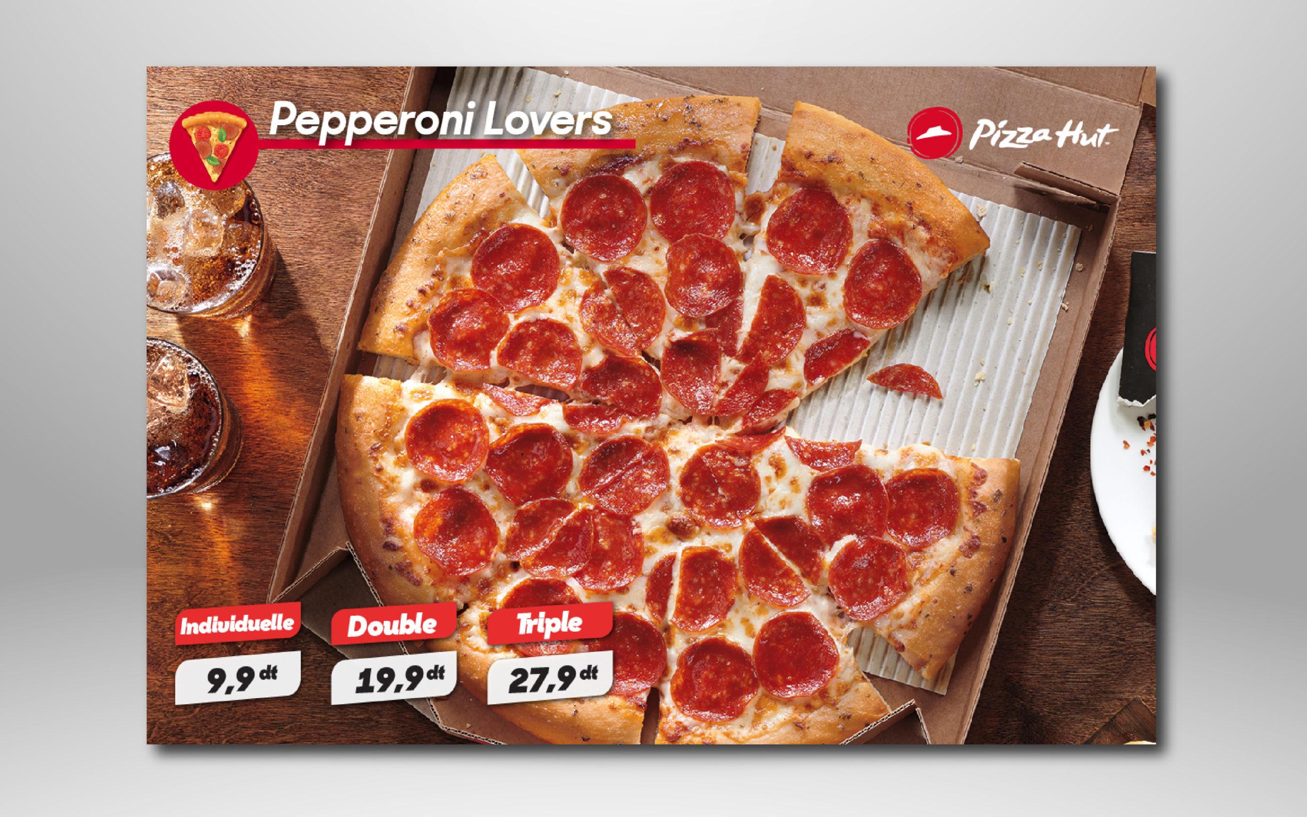 Gestion CM Pizza Hut