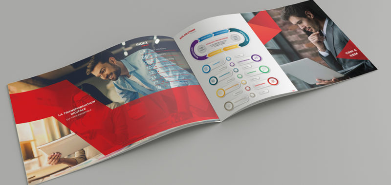 Conception Graphique Brochure Cloudcontrol