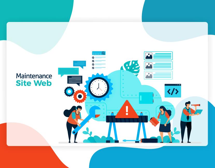 Offre Maintenance site web