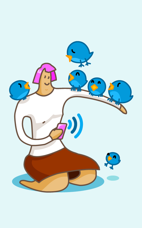 offre gestion compte twitter Tunisie