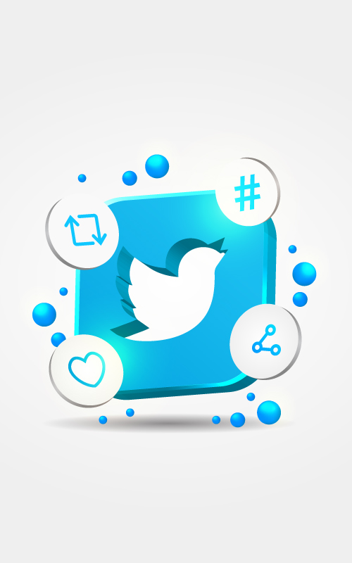 offre gestion compte twitter