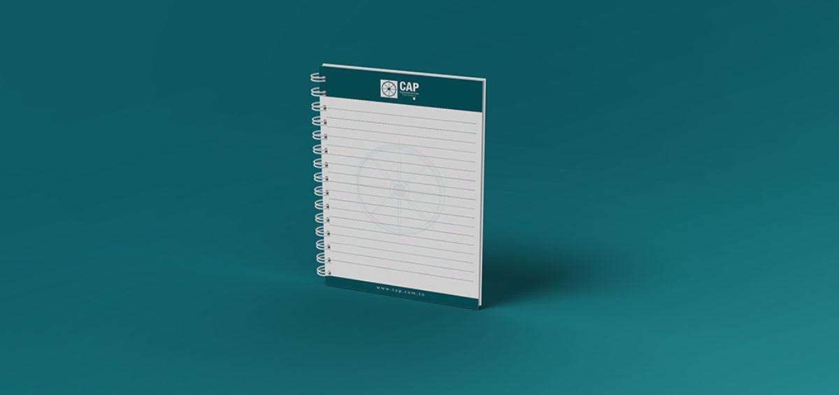 Bloc Notes Cap