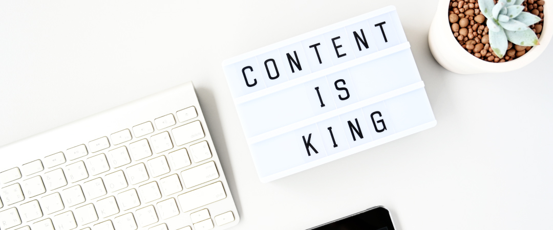 Les étapes de création de contenu remarquable